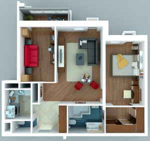 электрика в 3-комнатной квартире