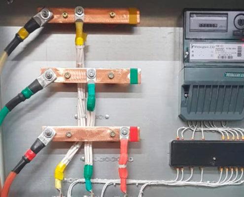 монтаж электрощита в москве