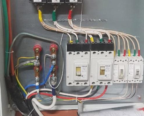 Электропроводка в однокомнатной квартире